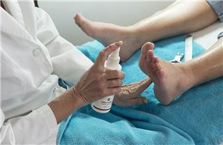 pedicure foot services